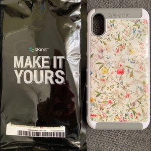 NEW Skinit iPhone X case